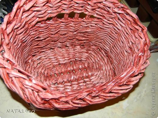 наконец-то дошли руки сделать что-то себе!красила морилкой красное дерево, после высыхания прошлась губкой акриловой краской для стен разведенной этой же морилкой на два тона выше! фото 2