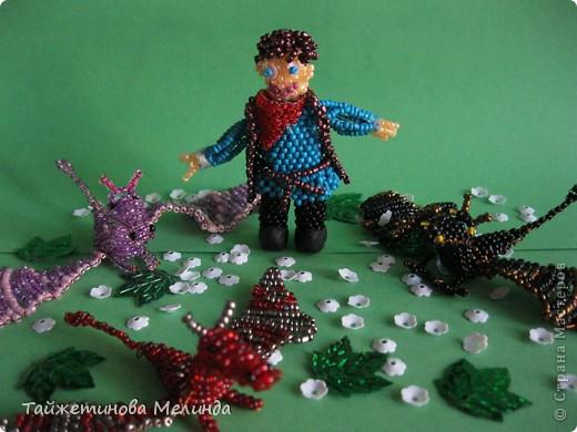 Моя превая работа на конкурс http://stranamasterov.ru/node/372481#comment-4355898 организованный  Машей (Бригантиной) замечательной мастерицей. Узнав о конкурсе долго не думала, сделала Мерлина из сериала BBC. Мерлин последний покровитель драконов, вот и сейчас драконы рядом! фото 10