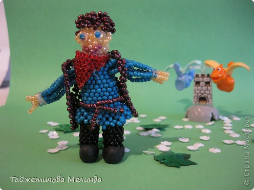 Моя превая работа на конкурс http://stranamasterov.ru/node/372481#comment-4355898 организованный  Машей (Бригантиной) замечательной мастерицей. Узнав о конкурсе долго не думала, сделала Мерлина из сериала BBC. Мерлин последний покровитель драконов, вот и сейчас драконы рядом! фото 9