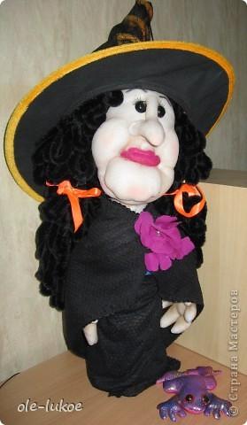 Ведьма Брунгильдина фото 1
