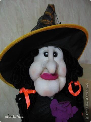 Ведьма Брунгильдина фото 2