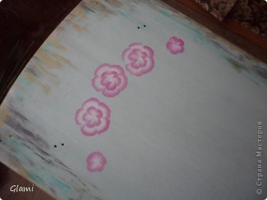 Дачный столик фото 6