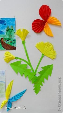 Очень хочется показать как мы с детьми украсили наш холл к празднику. фото 11