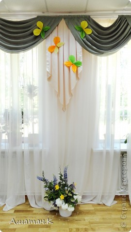 Очень хочется показать как мы с детьми украсили наш холл к празднику. фото 3