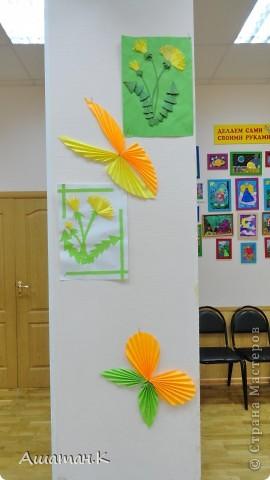 Очень хочется показать как мы с детьми украсили наш холл к празднику. фото 7