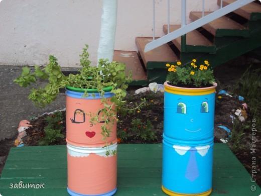 Оформляем детский сад .....лето!!!!! фото 1