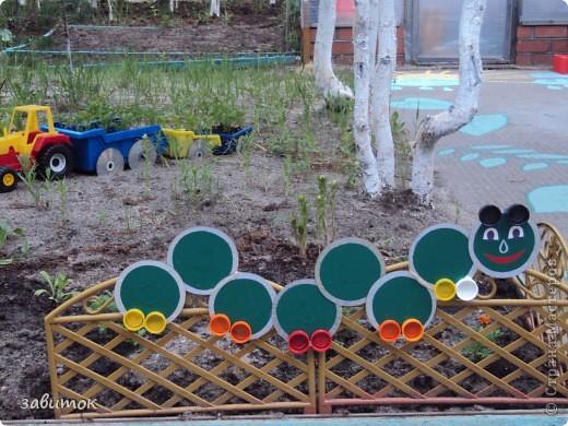Оформляем детский сад .....лето!!!!! фото 3