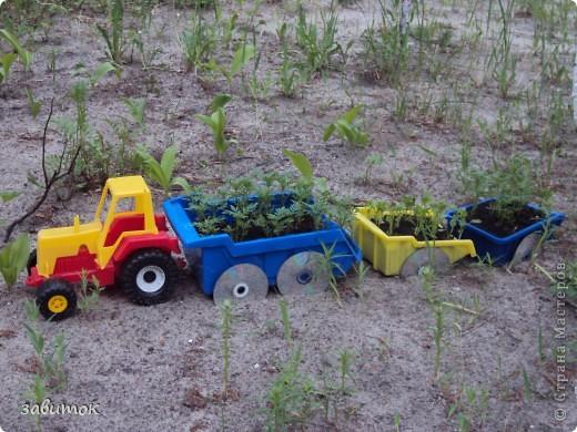 Оформляем детский сад .....лето!!!!! фото 4