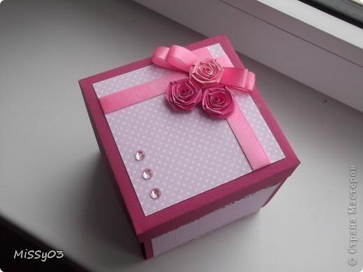 коробочка снаружи фото 1