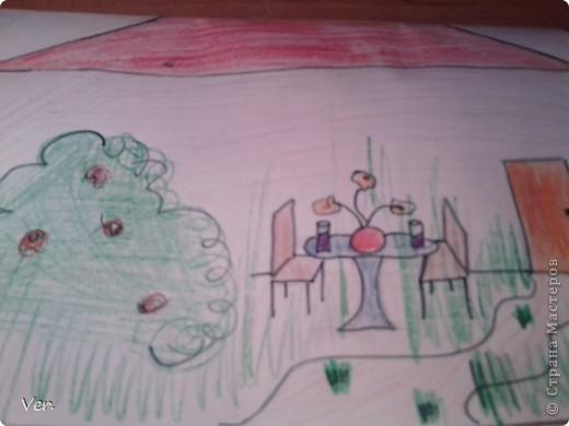 """Всем привет!:) Племяшка часто сидит со мной в Стране Мастеров,и вот в очередной раз,когда мы  сидели с ней в СМ,наткнулись на  бумажный домик Тимофеевны.Алина сразу загорелась:""""Хочу!"""".И вот родился этот домик для фей:) Итак...знакомьтесь:это Нюта.Она живет вместе со своей старшей сестрой Дусей. фото 18"""