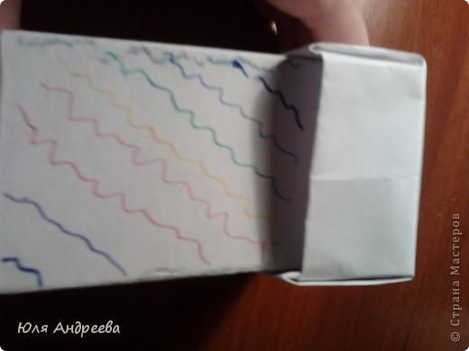 шкатулка из бумаги и картона фото 3