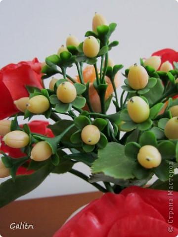 К моему стыду. не знаю, как называются эти цветы. Делала их по книге. она на японском языке. фото 6