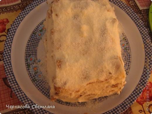 Ох и вкусный тортик получился по мастер классу- Linaria - http://stranamasterov.ru/node/130717  фото 1