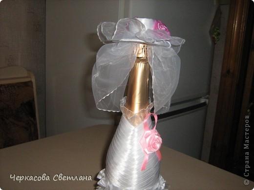 Вот такая невеста получилась!Загляденье! фото 1