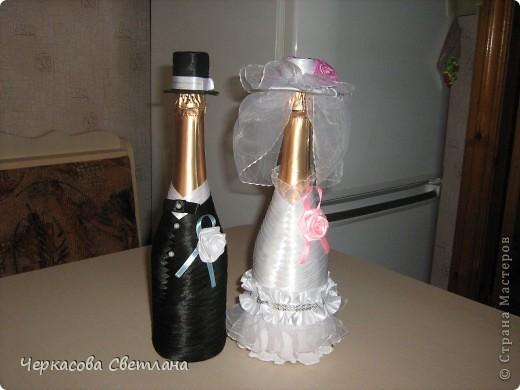 Вот такая невеста получилась!Загляденье! фото 3