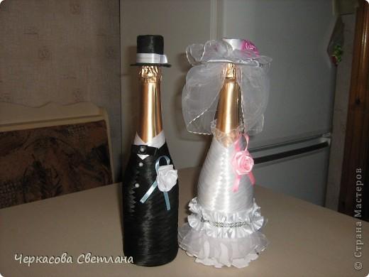 Вот такая невеста получилась!Загляденье! фото 4