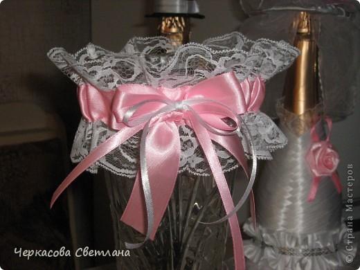 Свадебная подвязка -СЧАСТЛИВАЯ, её кидает жених свом друзьям! фото 4