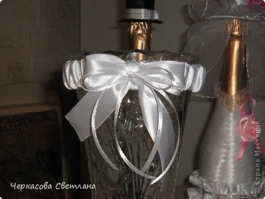 Свадебная подвязка -СЧАСТЛИВАЯ, её кидает жених свом друзьям! фото 2