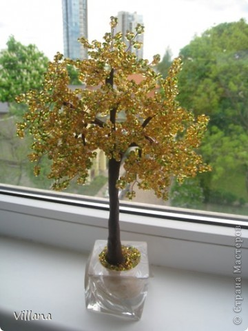 Золотое деревце)))) фото 3
