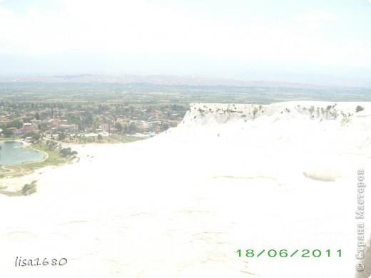 Вид на посёлок Канаклы. Анталия фото 5