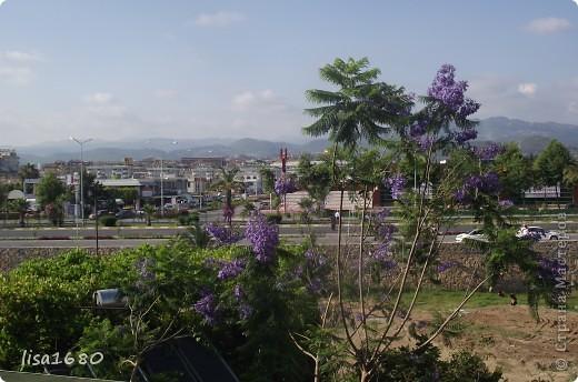 Вид на посёлок Канаклы. Анталия фото 1