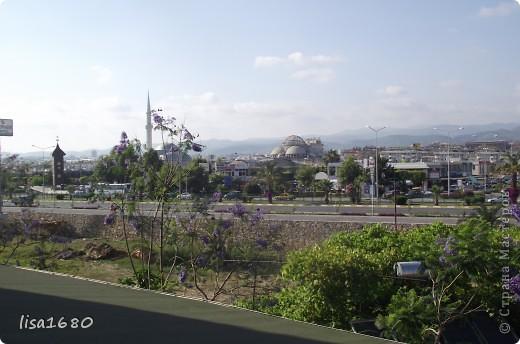 Вид на посёлок Канаклы. Анталия фото 2