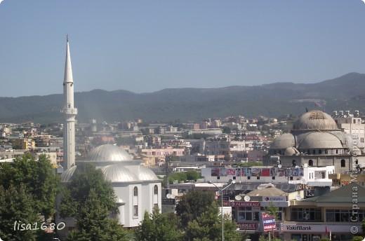 Вид на посёлок Канаклы. Анталия фото 14