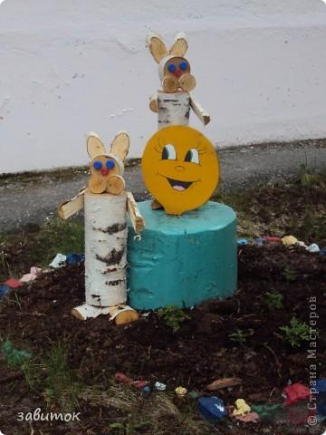 Оформляем детский сад .....лето!!!!! фото 9