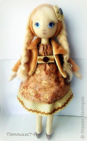 Куколка Маргарита фото 2