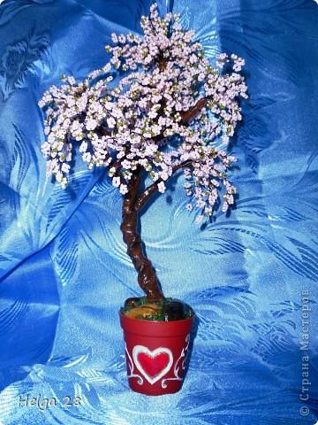 Это деревце я сделала маме на день рождения! фото 1