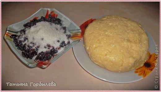 Дорогие мои жители СМ!!!!!Я сегодня к вам с очередным ВКУСНЫМ и легким летним пирогом!!!!!! фото 3