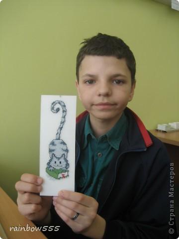 """Афанасьев Векентий """"Ученый кот"""" фото 1"""