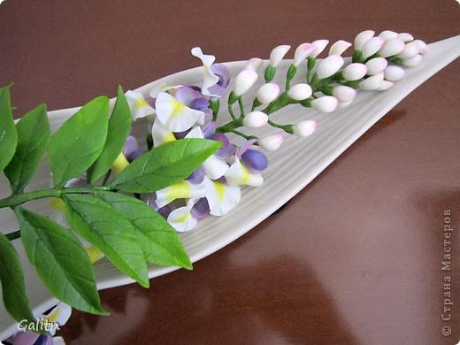 К моему стыду. не знаю, как называются эти цветы. Делала их по книге. она на японском языке. фото 2