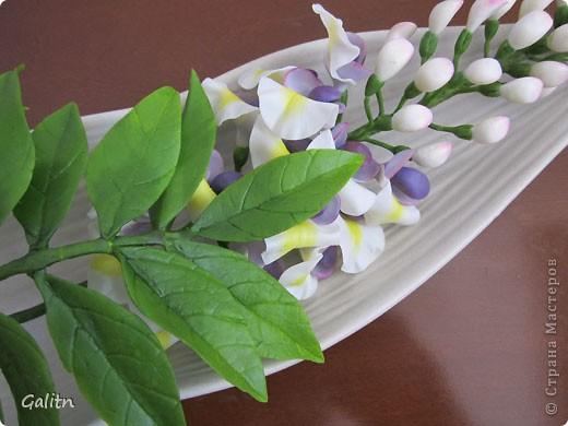 К моему стыду. не знаю, как называются эти цветы. Делала их по книге. она на японском языке. фото 3