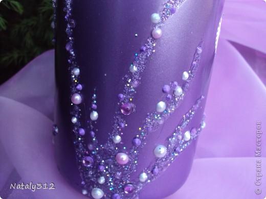 Этот набор для моей сестры. Свадьбы, как таковой, не было, но все равно захотелось создать для новобрачных праздничное настроение. фото 6
