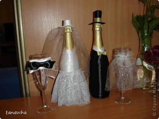 Бутылочки и фужеры увидят своих хозяев в субботу) фото 1