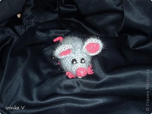 просто ма-аленькая  мышка фото 1