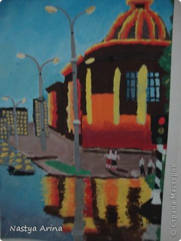 Акварельные карандаши и пастель фото 6