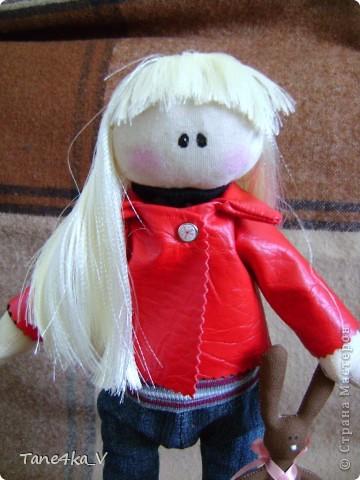 Вот такая миленькая девочка Миланочка! с шоколадным зайкой :)  фото 8