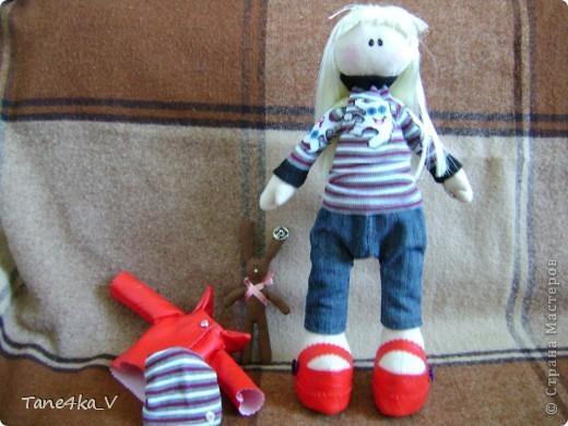 Вот такая миленькая девочка Миланочка! с шоколадным зайкой :)  фото 11