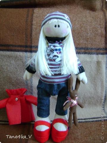 Вот такая миленькая девочка Миланочка! с шоколадным зайкой :)  фото 14