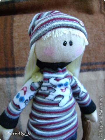 Вот такая миленькая девочка Миланочка! с шоколадным зайкой :)  фото 18