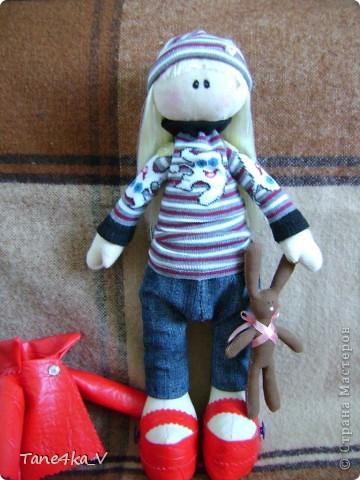 Вот такая миленькая девочка Миланочка! с шоколадным зайкой :)  фото 20