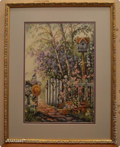 калитка в сад фото 1