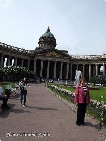 Здравствуйте, рада приветствовать у себя на страничке всех своих гостей! Хочу поделится с вами своей радостью. Я очень мечтала побывать в Санкт-Петербурге и вот в конце мая 2012 года моя мечта сбылась! Мой тур был автобусный, и вот мы выезжаем из Киева. В добрый путь! фото 5