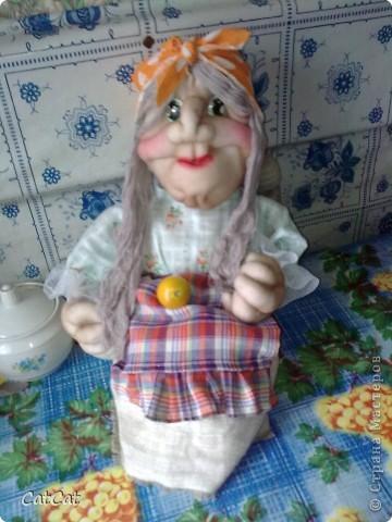 Бабка-Ёжка фото 1