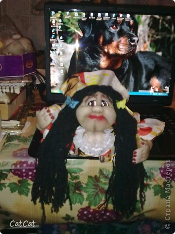Матильда Семёновна. Знойная женщина,мечта поэта и прекрасная няня для малыша );0) фото 2