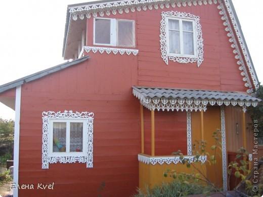Начнём с ворот))) Творчество моего мужа... фото 2