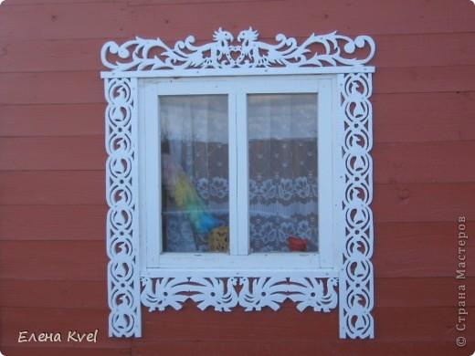 Начнём с ворот))) Творчество моего мужа... фото 6