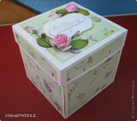 Коробочка с сюрпризом или Magic Box